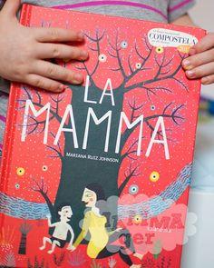 """""""La mamma"""" di Mariana Ruiz Johnson, Ed. Kalandraka"""