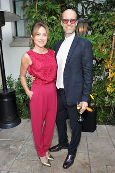 Sasha Alexander & Edoardo Ponti -- Max Mara Celebrates Natalie Dormer - The 2016 Women In Film Max Mara Face Of The Future