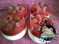 A Prendre Sans Faim: framboises http://www.aprendresansfaim.com/2014/07/panna-cotta-italienne-au-yaourt-et-aux.html