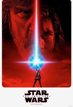 The Last Jedi. I have vey mixed emotions over this movie. I thought half of it was excellent and what a Star Wars movie should be. The other half felt boring and pushed. So I don't know. Better than the prequels and The Force Awakens but clearly not as good as the original trilogy. There are many things I would have done differently, but over all I thought it was pretty good.