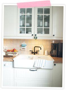 ikea kitchen - double or single bowl?
