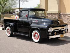 1956 FORD F-100 PICKUP - Barrett-Jackson Auction Company - World's Greatest Collector Car Auctions