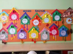Kukačky Cd Crafts, Hobbies And Crafts, Diy And Crafts, Paper Crafts, Preschool Classroom Decor, Kindergarten Art, Popsicle Stick Crafts, Craft Stick Crafts, Artists For Kids