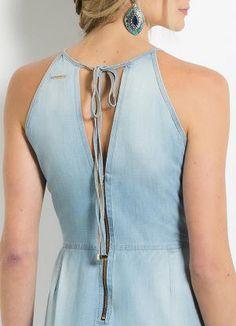 Gostei deste produto do Portal Posthaus! Vestido Longo Colcci com Fendas