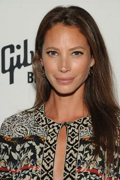 Christy Turlington Burns The Daily Front Row Second Annual Fashion Media Awards