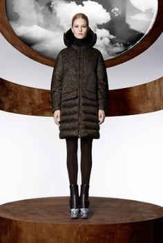 Moncler M by Mary Katrantzou, coats, down Jackets, collaboration