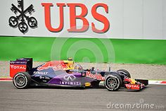 Red Bull RB11 F1 Driven By Daniil Kvyat At Monza - Download From Over 35 Million High Quality Stock Photos, Images, Vectors. Sign up for FREE today. Image: 58943672