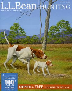 L.L.Bean Hunting Spring 2012