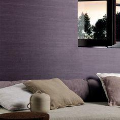 More purple wallpaper inspiration from Elitis.