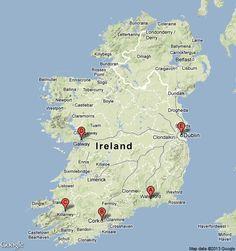 Itinerary   Best of Ireland Tour 8 Night   Self Drive Tour Ireland