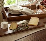 Vintage Wood Long Cheese Board and the long one too pottery barn