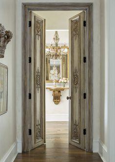 Alabama Residence - Interior Design by: Providence Design Ltd. Photo: Rett Peek
