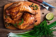 Easy Grilled Chicken Leg Quarters: Whole Grilled Chicken Legs Grilled Chicken Leg Quarters, Oven Baked Bbq Chicken, Grilled Chicken Legs, Chicken Quarters, Baked Chicken Breast, Glazed Chicken, Barbecue Chicken, Barbecue Sauce, Roaster Oven Recipes Chicken