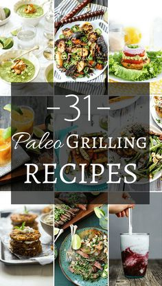 31 Paleo Grilling Re