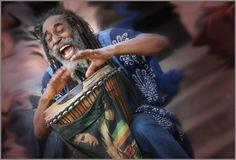 Hand drum rhythm joy... it's amazing...