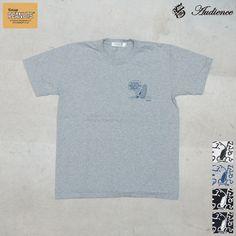 えらべるお支払い方法銀行振込代金引換クレジットカードコンビニ払い楽天ID決済    IntroductionTシャツでも隙のない、ヘビロテ推奨TAudience 7.1oz USA Cotton Bo…