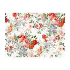 Flowers Backgrounds, Tumblr Themes, Premade Tumblr Themes ❤ liked on Polyvore