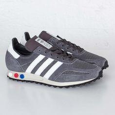 Adidas La Trainer Rood Wit