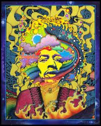 Image result for jimi hendrix wallpaper psychedelic
