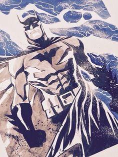 Batman by Francis Manapul