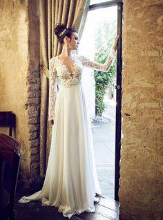 Gorgeous Hadas Cohen Wedding Dresses - MODwedding