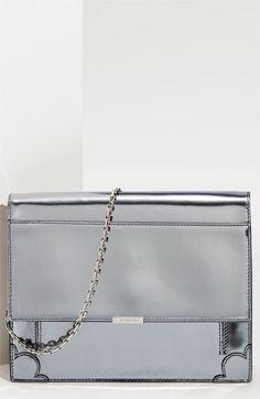 *.* Jason Wu - 'Stella' Patent Calfskin Shoulder Bag