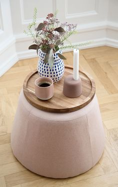 The new spring Sostrene Grene collection looks WAY more expensive than it is Pouf Rose, Oh My Home, Style Deco, Living Room Seating, Shop Interiors, Home Living Room, Woodworking Projects Plans, Room Inspiration, Furniture Inspiration