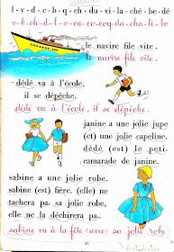 Manuels anciens: Décatoire-Tenoux - Je saurai lire vite... et bien (1956) French Language Lessons, French Education, French Classroom, French Words, Learn French, Teaching, Islam, Animals, French Tips