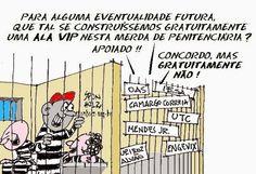 Sponholz: Lula, o lobista da Odebrecht, no lodaçal do petrolão!