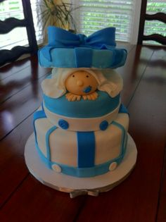 Camouflage Baby Shower Cakes | Camo Baby Shower Cake Here The That Has Been Pictures