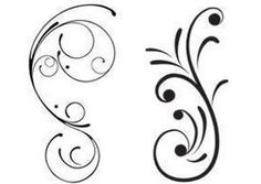 Give your next design a more ornate or feminine touch with these Free Swirly Floral Scrolls Brushes, courtesy of Eezy Premium. The high res brushes included in this pack will add a touch of elegance and refinement. #photoshop #design