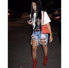 PortraitsByTracylynne.com Dope Outfits, Short Outfits, Chic Outfits, Trendy Outfits, Summer Outfits, Fashion Outfits, Fashion Trends, Summertime Outfits, Fashion Wear