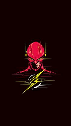 Flash by Steven Toang Flash Characters, Superhero Characters, Comic Book Characters, Flash Wallpaper, Marvel Wallpaper, Flash Art, The Flash, Flash Comics, Dc Comics