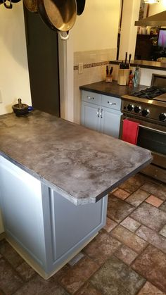 View our indoor portfolio of concrete countertops, tables, sinks and other architectural elements. See how concrete provides surprising warmth to a space. Kitchen Reno, New Kitchen, Concrete Shower, Concrete Coffee Table, Concrete Countertops, Architectural Elements, Indoor, Architecture, Sinks