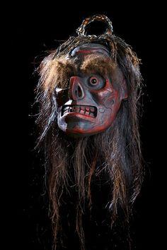 Wild Man of the Woods Beau Dick, Kwakwaka'wakw First Nations