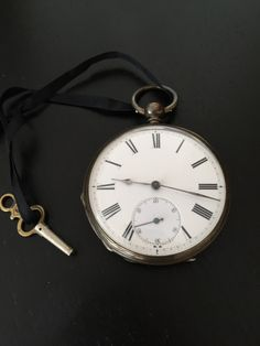 Fine silver pocket watch Silver Pocket Watch, Buy And Sell, Watches, Accessories, Wristwatches, Clocks, Jewelry Accessories