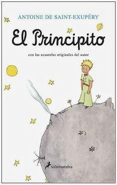 El universo de los libros: El principito (Antoine de Saint-Exupéry)