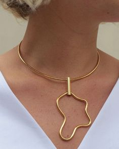 Squiggle Choker-Holly Ryan at Sincerely Tommy