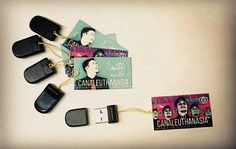 Our first short movie Canal Euthanasia. Limited edition promotional usb keys. https://www.youtube.com/watch?v=8Gzj7HfsvGg
