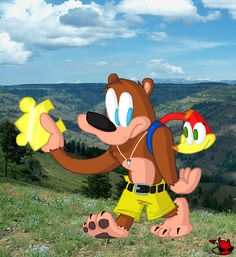 Grant Kirkhope Banjo Kazooie Everything And The Kitchen Sink
