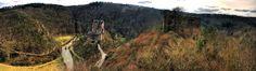 Burg Eltz Panorama