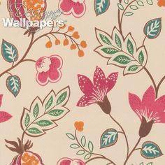 Osborne & Little Benvarden - Free Next Day Delivery | Designer Wallpapers™