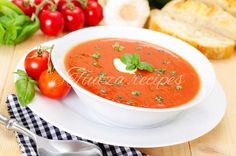 Looking for a yummy and healthy tomato soup recipe? We've listed some amazing tomato soup recipes by Sanjeev Kapoor which taste amazing and are equally healthy. Basil Soup Recipe, Tomato Soup Recipes, Vegetable Soup Recipes, Vegetable Stock, Tomato Vegetable, Veggie Soup, Low Calorie Vegetable Soup, Low Calorie Vegetables, Roasted Tomato Soup