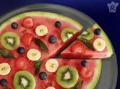 Resultado de imagen de pizza de gominolas