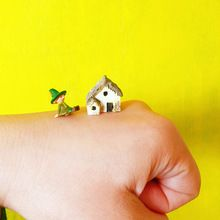 Cheap garden event, Buy Quality bonsai design directly from China garden barrier Suppliers: *^new arrival^*Peter Pan/miniatures/lovely boy/fairy garden gnome/moss terrarium decor/crafts/bonsai/ DIY/ Bonsai, Moss Terrarium, Fairy Garden Supplies, Cute Fairy, Gnome Garden, Decoration, Peter Pan, Decor Crafts, Gnomes