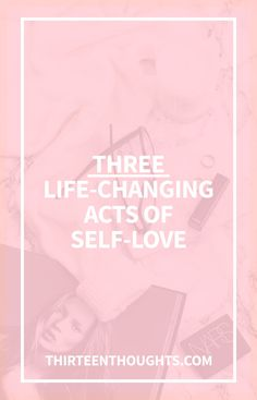 acts of self love