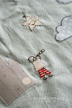 stripey pants by nanaCompany, via Flickr