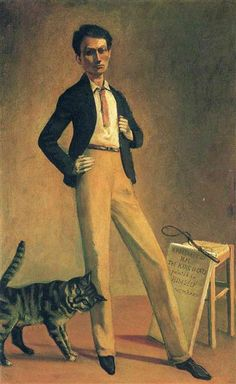 The King of Cats (1935) / Balthus