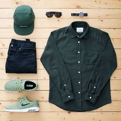 Outfit grid - Casual style