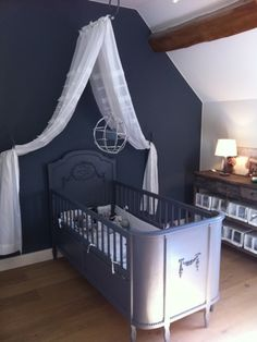 hanging bassinet.. so cool, but i would be WAY too nervous to hang ...